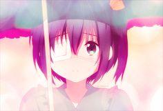 anime, kawaii, and rikka Bild