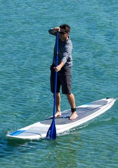 """SUP USA is dedicated to grow the sport of stand up paddling on oceans, lakes and rivers. Stand Up Paddling is a great way to enjoy the outdoors. With the SUP USA 11'6"""" Doheny Paddleboard bundle you have everything you need to hit the water right out of the box!"""