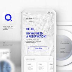 2018 portofolio_UI/UXpart 1_airlayer app - 브랜딩/편집, UI/UX Ux Design Portfolio, Portfolio Layout, Ui Ux Design, Interface Design, Card Ui, Information Architecture, Ui Design Inspiration, Ui Web, Ui Elements