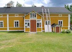 Lapin Museoportaali - Kemijärven museot - Kemijärven kotiseutumuseo