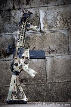 Custom AR-15 by Joint Force Enterprises
