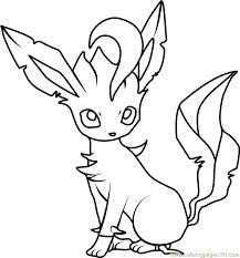 Bilderesultat for pokémon leafeon