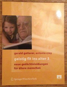 Geistig fit ins alter 3 - Gedächtnisübungen für ältere Menschen