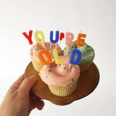 The BEST way to say Happy Birthday!  #youreold