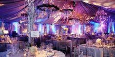 Wedding Winter Wonderland Centre Pieces New Ideas New Years Wedding, New Years Eve Weddings, February Wedding, Winter Wedding Colors, Purple Wedding, Winter Weddings, Winter Theme, Wisteria Wedding, Winter Style