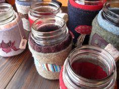 goodkarma mason jar cozies