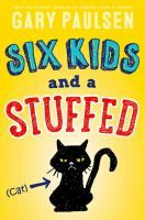 Cover image for Six kids and a stuffed cat