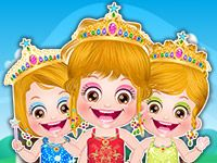 Create magical princess looks for Baby Hazel https://www.youtube.com/watch?v=MhEnFK_BrFs