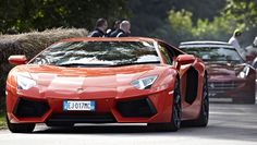 Supercar Park At This Years Goodwood Festival Of Speed