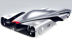 Advanced #citroen Le Mans #concept just for fun. Value #designsketch is so simple and rewarding.