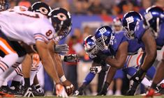 Watch Chicago Bears vs New York Giants live stream here. You can enjoy Chicago Bears vs New York Giants free streaming here. Calf Injury, Soldier Field, Injury Report, Tight End, New York Giants, Chicago Bears, Lineup, Super Bowl, Football Helmets
