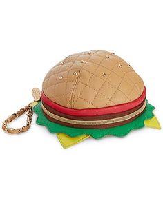 Betsey Johnson Nice Buns Wristlet - Handbags & Accessories - Macy's