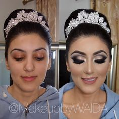 See this Instagram photo by @makeupbywaida • 617 likes