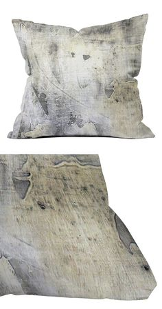 Polish off your furnishings with this metallic-inspired throw pillow. Constructed with 100% medium weight woven polyester, this design is reversible with an all-over graphic print. Choose either pillow...  Find the Tarnished Silver Throw Pillow, as seen in the Gritty Industrial Styling Collection at http://dotandbo.com/collections/gritty-industrial-styling?utm_source=pinterest&utm_medium=organic&db_sku=118679