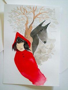Santiago Régis  #illustration #watercolor