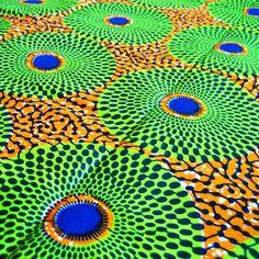 Fabric Crush 25 African Wax Prints