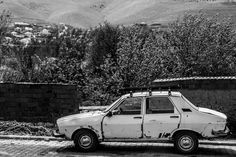 Old Renault 12 Ts by boripars
