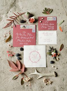 Fine Art Film Photography by Taylor & Porter. Stationery suite by LA Happy. Florals by Pyrus.