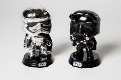 Funko lança coleção de bonecos inspirados em Star Wars: O Despertar da Força