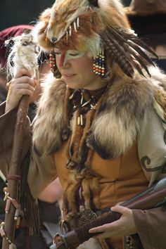 The role of women in shamanism