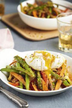 recomiendo recetas para adelgazar fáciles apetitosas! Veggie Recipes, Salad Recipes, Dinner Recipes, Cooking Recipes, Healthy Recipes, Healthy Food, Clean Eating, Food Porn, Food And Drink