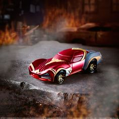Hot Wheels Rolls Out 4 New Character Cars, But Wonder Woman Steals the Show @Toyland