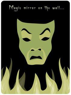 Snow White Poster by =Citron--Vert on deviantART