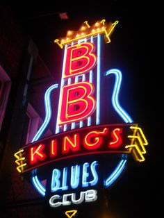 Beale  St. Paxton and I danced here....