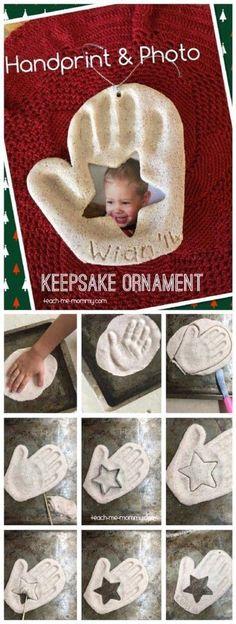 Mira todos los increíbles adornos navideños que puedes hacer usando una sencilla receta de masa de sal. Lo más tradicional es usar esta mas...