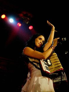 One of our favorite concerts!!!! Love her!!!!  Julieta Venegas November '08