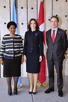 "Crown Princess visits Geneva on the occasion of the UNECE / UN WOMEN conference ""Gender Equality and Empowerment of Women and Girls for Sustainable Development in the ECE Region"". Geneva, Switzerland. 06 November 2014"