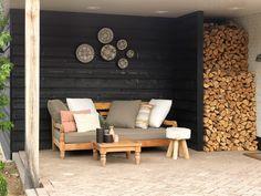 KAWAN XL Lounge Garten Sofa 3 Sitzer Teak Recycled #garten #gartenmöbel # Gartensofa