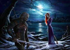 The Witcher Game, Witcher 3 Wild Hunt, A Night To Remember, Fantasy World, Disney Characters, Fictional Characters, Game Of Thrones Characters, Creatures, Cosplay