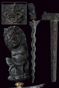 Kris (ca. 19th Century CE Bali)