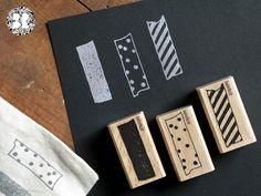 Masking Tape Stamp | bastisRIKE