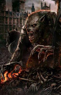 Image result for skinwalkers 2006 werewolf