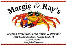 Margie & Rays... the place for local seafood, especially fried.  Love that they now have breakfasts, great pancakes, etc.