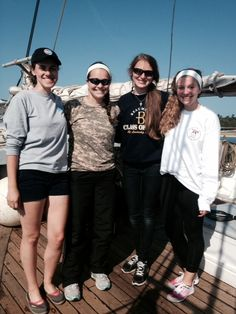 Four Beaumont students & one alumna sailed aboard the tall ship Denis Sullivan this summer as part of Project YESS, a program that instills leadership skills in teenage youth. Read more about their journey!