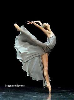graceful ballet