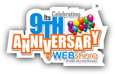 we are celebrating our 9th Anniversary!!!..