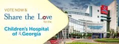 Help us Share the Love & win $25,000 for the Children's Hospital of GA by voting now! http://www.lovemycreditunion.org/sharethelove?vid=7bc031ae-94f0-b077-20af-560c0debe88b…