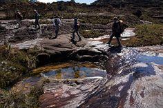 Monte Roraima e Boa Vista são destaques na edição de janeiro da revista Azul #boavista #pmbv #prefeituraboavista #roraima