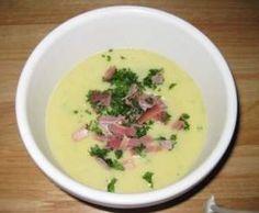Rezept Kohlrabi-Kartoffelcreme Suppe von Gelatieri - Rezept der Kategorie Suppen