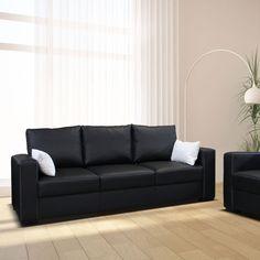 Que ce soit en 2 ou 3 places, le canapé Lavine sera votre nouvel allié à la maison. #canape #lavine #design