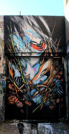 Shida - Melbourne, Australia