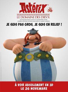 Je ne suis pas grooos! Retrouvez #Obélix dans #AstérixDDD le 26 Novembre!  http://po.st/ASTERIXBA   #Prêt?