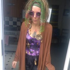 66 DIY Harry Potter Halloween Costumes For the Wizards at Heart Professor Trelawney