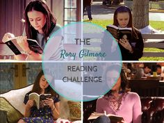 RORY GILMORE READING CHALLENGE