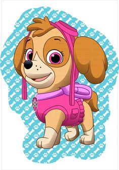 Personajes Paw Patrol, Cartoon Charecters, Los Paw Patrol, Pikachu, Pokemon, Graphics Fairy, Lol Dolls, Drawing Lessons, Animal Party
