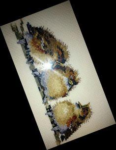Cross stitch - Three Little Birds